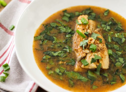 Sizzling Spices of the Sea: Nigerian Pepper Soup