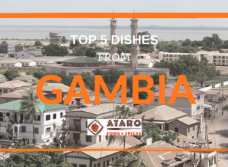 Top 5 Dishes from Gambia