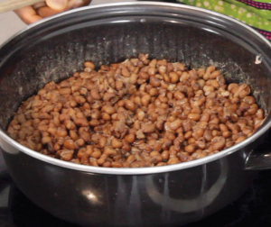 Bean pottage recipe