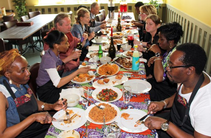 3 Things to Expect at A West African Dinner Table