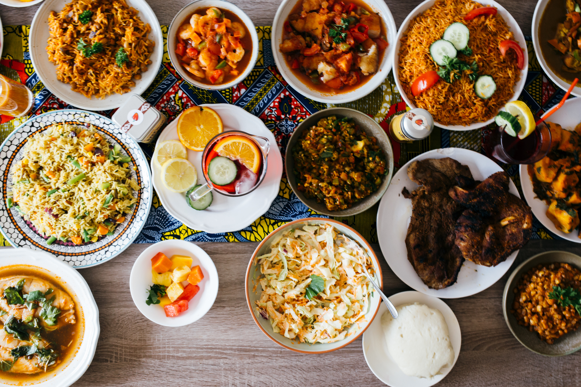 How Does West African Cuisine Fit in Today's Food Trends? - Vibrant West  Afrian Cuisine